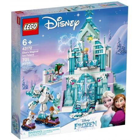LEGO Disney 43172 Elsa's Magical Ice Palace
