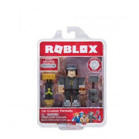 Roblox Car Crusher - Panwellz Figure Pack