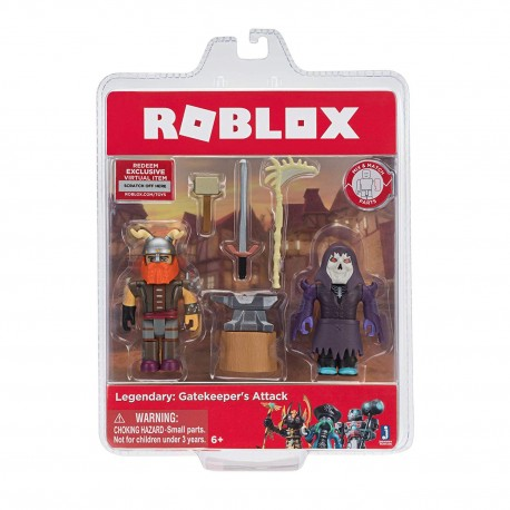 Roblox Legendary - Gatekeeper's Attack Game Pack