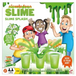 Nickelodeon Slime Pong