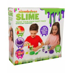 Nickelodeon Slime Create Your Own Party