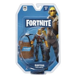 Fortnite Solo Mode Core Figure Pack - Raptor