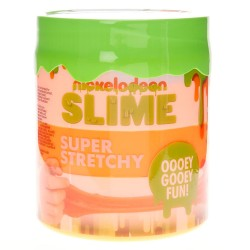 Nickelodeon Orange Super Stretchy Slime