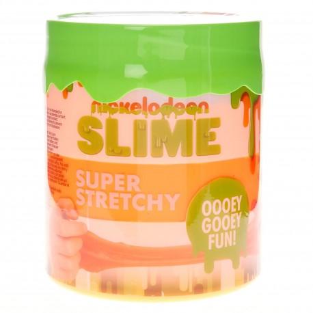 Nickelodeon Orange Super Stretchy Slime