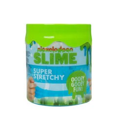 Nickelodeon Blue Super Stretchy Slime