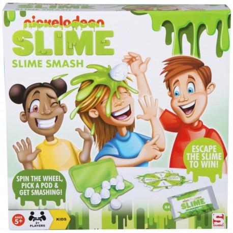 Nickelodeon Slime Smash Egg Cracking