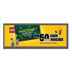 RM50 Cash Voucher