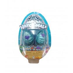 Hatchimals Colleggtibles S5 2 Pack + Nest GML - Blue