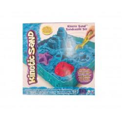 Kinetic Sand Boxed Set Sand 1lb(454g) - Blue