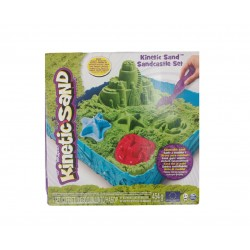 Kinetic Sand Boxed Set Sand 1lb(454g) - Green
