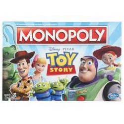 Monopoly Toy Story Board Game Family and Kids