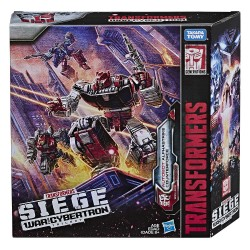 Transformers War for Cybertrone Firestormer Pack