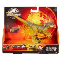 Jurassic World Savage Strike Velociraptor