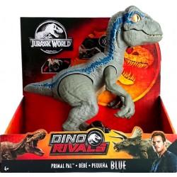 Jurassic World Primal Pal Blue