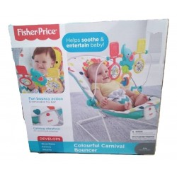 Fisher Price 2-in 1 Sensory Stages Bouncer