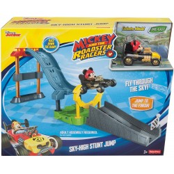 Fisher Price Disney Mickey and the Roadster Racers - Sky-High Stunt Jump
