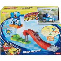 Fisher Price Disney Mickey and The Roadster Racers Mickey Mouse's Balloon Jump