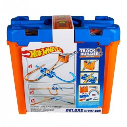 Hot WheelsTrack Builder Mega Stunt Box