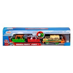 Thomas & Friends TrackMaster - Animal Party Percy