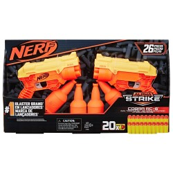 Nerf Alpha Strike Cobra RC-6 Dual Targeting Set