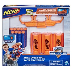 Nerf Shell Upgrade Kit