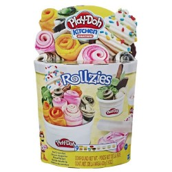 Play Doh Rollzies Ice Cream Set