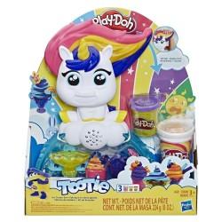 Play Doh Tootie the Unicorn Ice Cream Set