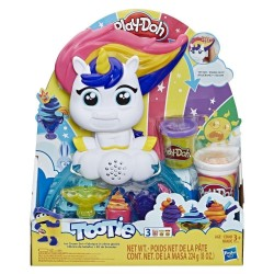 Play Doh Tootie the Unicorn Ice Cream Set
