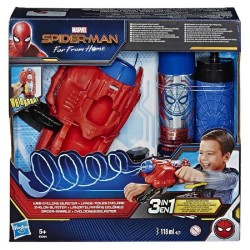 Marvel Spider-Man: Far From Home Spider-Man Web Cyclone Blaster with Web Fluid