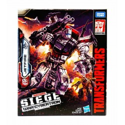 Transformers Toys Generations War for Cybertron Commander WFC-S28 Jetfire Action Figure - Siege