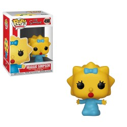 Funko Pop! Television 498: The Simpsons - Maggie Simpson