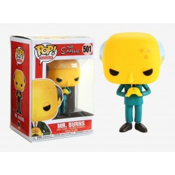 Funko Pop! Television 501: The Simpsons - Mr. Burns