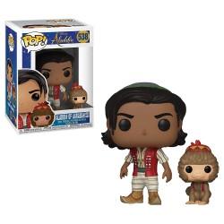 Funko Pop! Disney 538: Aladdin - Aladdin of Agrabah with Abu