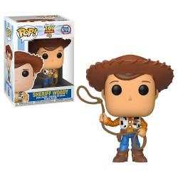 Funko Pop! Disney 522: Pixar Toy Story - Sheriff Woody