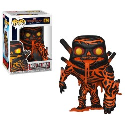 Funko Pop! Marvel 474: Spider-Man Far From Home - Molten Man