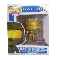 Funko Pop! Halo 7: Master Chief with Cortana (Special Edition)