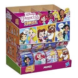 Disney Princess Comics 2-Inch Collectible Dolls Series 5