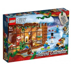 LEGO City 60235 Advent Calender