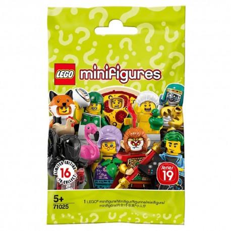 LEGO Collectible Minifigures 71025 Series 19