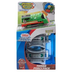 Thomas & Friends TrackMaster Turbo Percy Pack