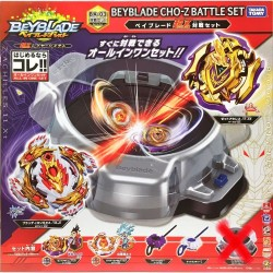 Beyblade Burst Set BA-03 Cho-Z Series Battle