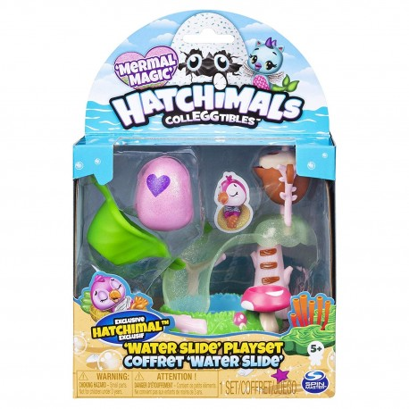 Hatchimals Colleggtibles S5 Water Slide Playset