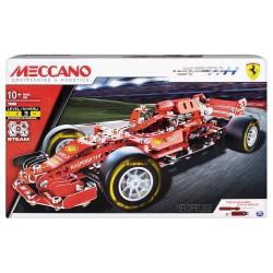 Meccano Ferrari Grand Prix Racer S.T.E.A.M Building Kit