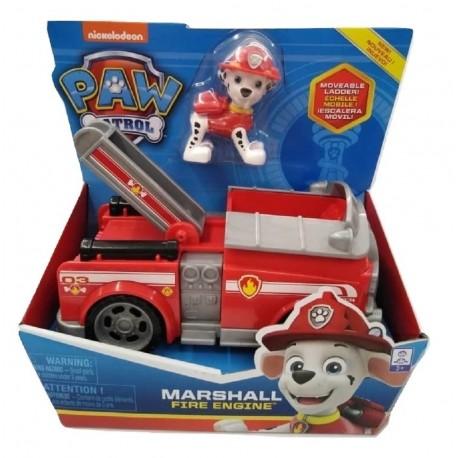 Paw Patrol Basic Vehicle Marshall Fire Engine