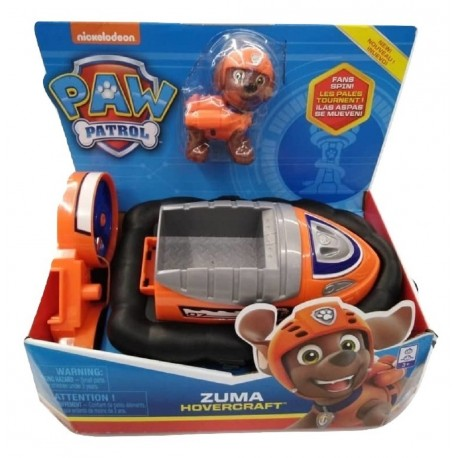 Paw Patrol Basic Vehicles Zuma Hovercraft