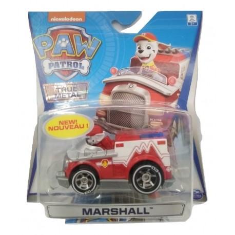 Paw Patrol True Metal Diecast Vehicles - Marshall_2