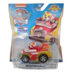 Paw Patrol True Metal Diecast Vehicles - Marshall_4