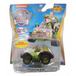 Paw Patrol True Metal Diecast Vehicles - Tracker