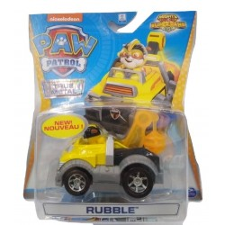 Paw Patrol True Metal Diecast Vehicles - Rubble_1