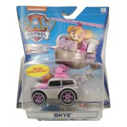 Paw Patrol True Metal Diecast Vehicles - Skye
